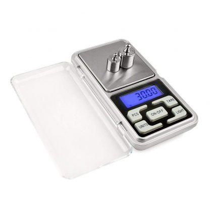 Digitálna vrecková mini váha 200g (presnosť 0,01g) 4