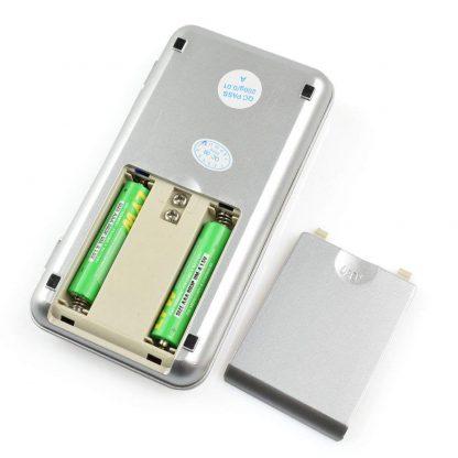 Digitálna vrecková mini váha 200g (presnosť 0,01g) 6