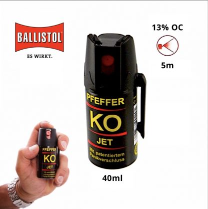 pepper spray defense