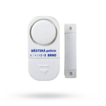 Alarm pre stráženie okien a dverí OKNO+ 10